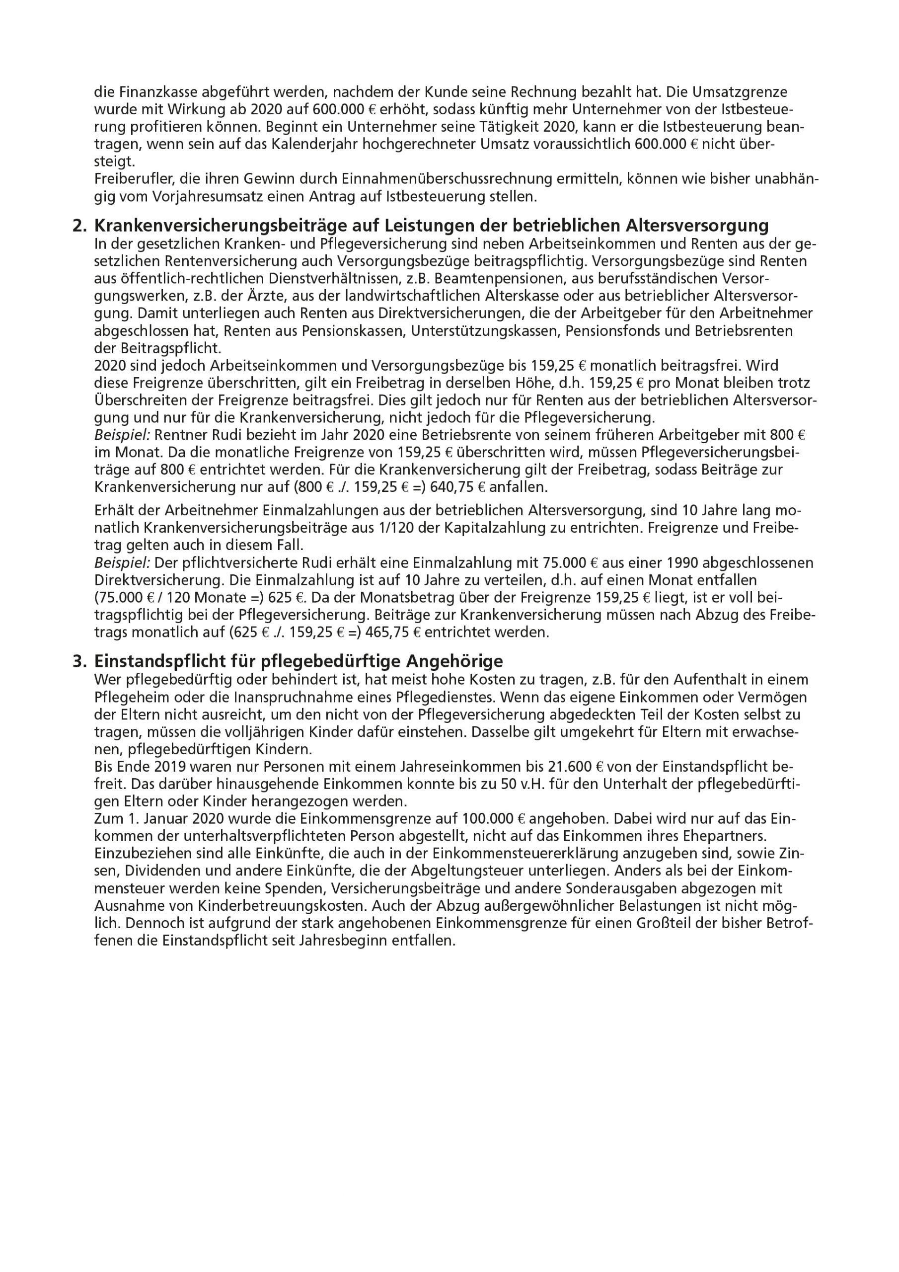 js-tax Steuerberatung Mandantenrundschreiben 2020-04 S6