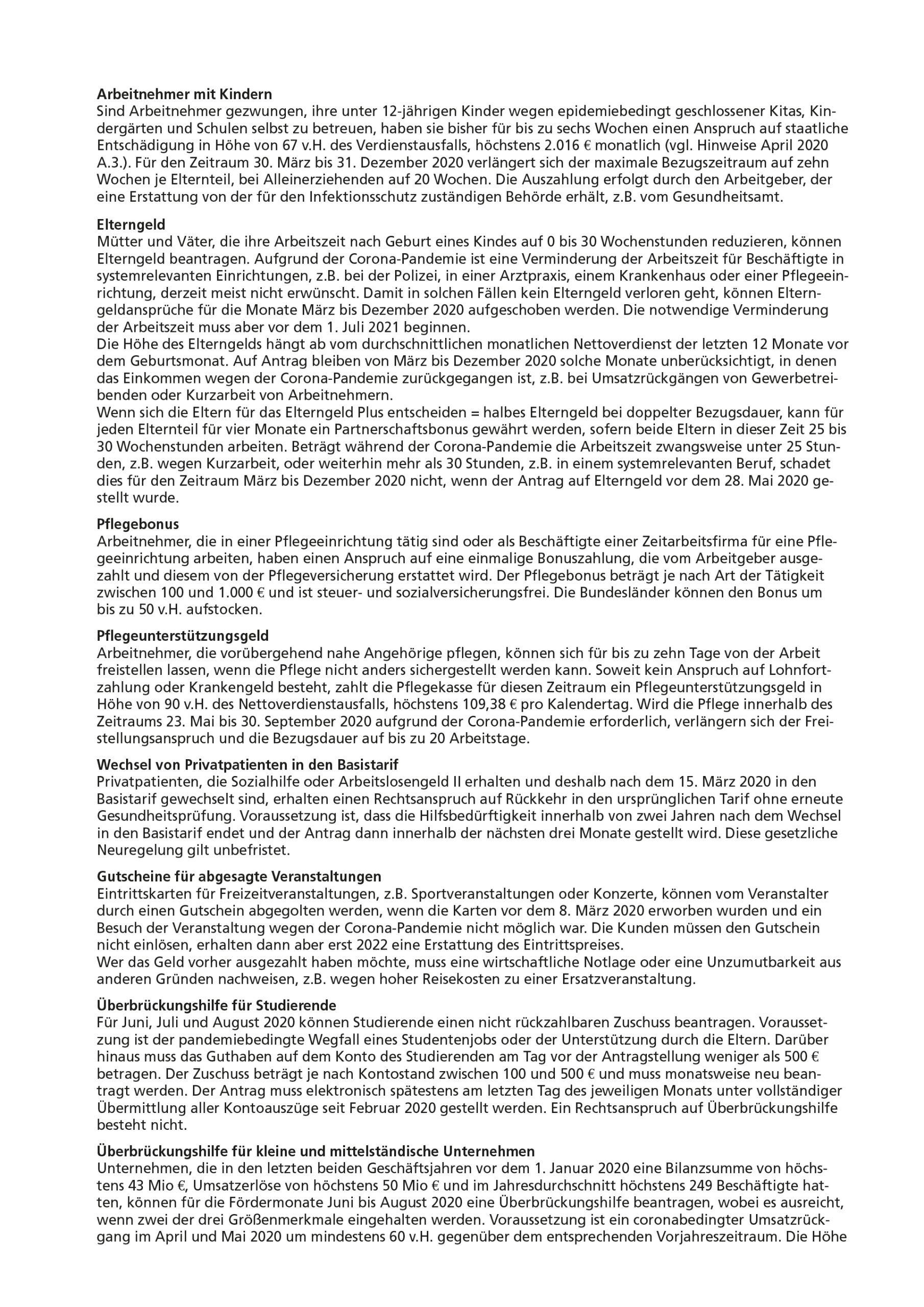 js-tax Steuerberatung Mandantenrundschreiben 2020-07 S4