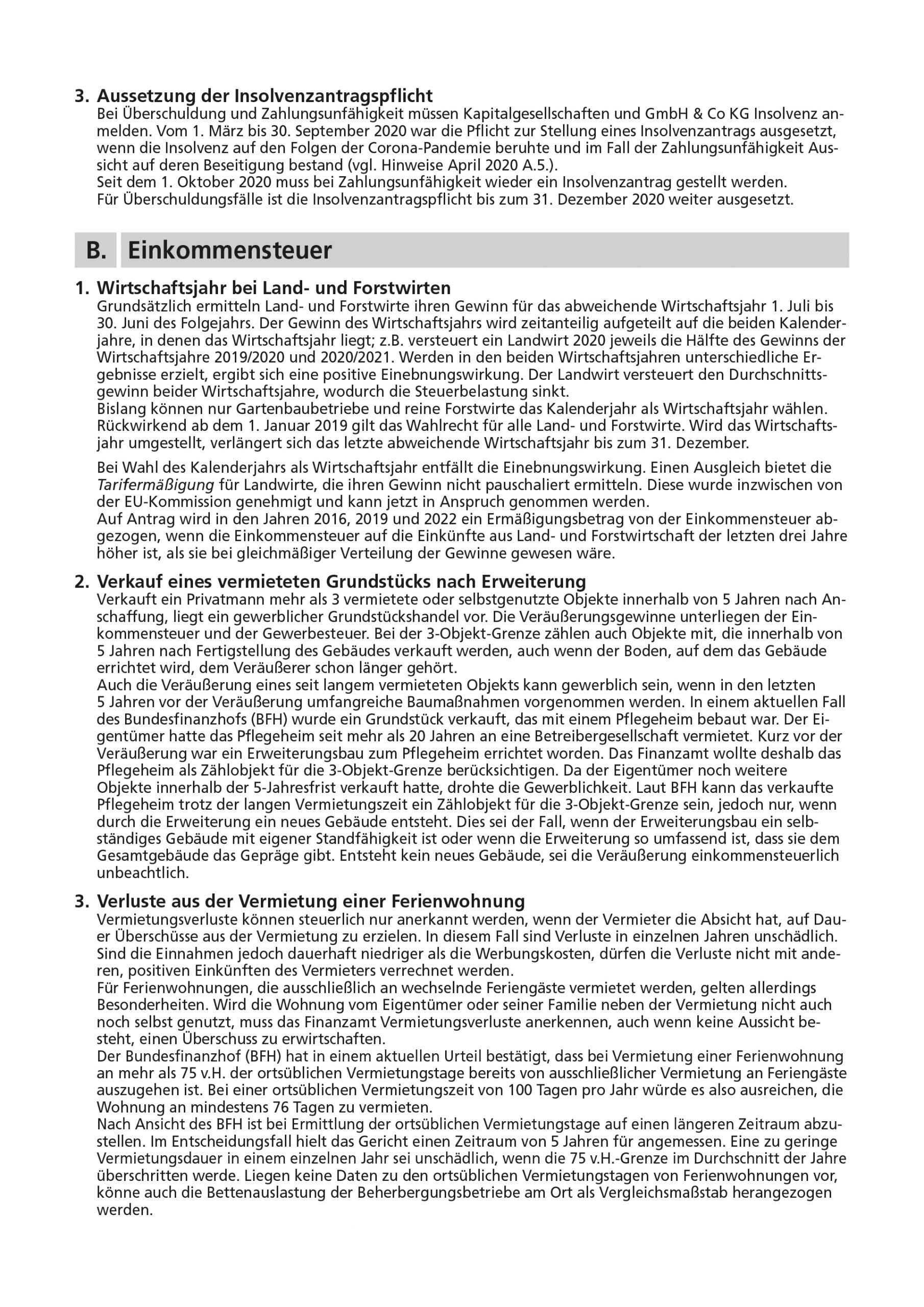js-tax Steuerberatung Mandantenrundschreiben 2020-10 S2