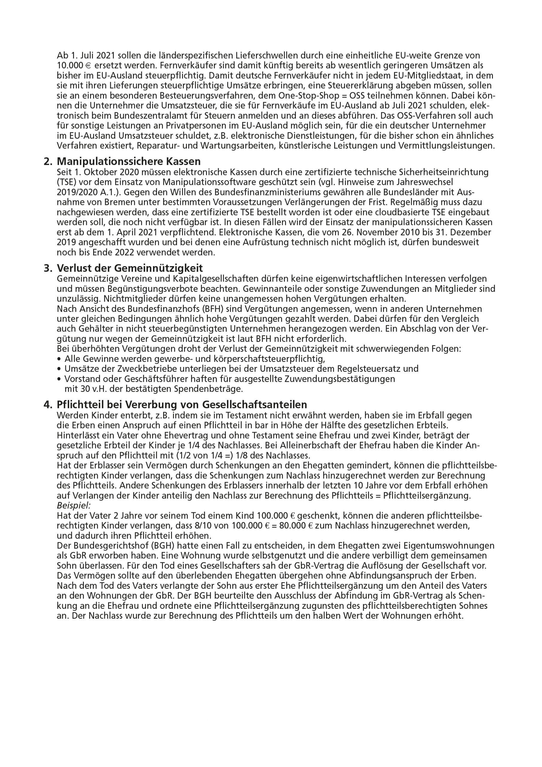 js-tax Steuerberatung Mandantenrundschreiben 2020-10 S4